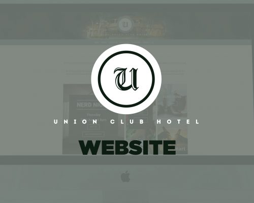 Union Club Hotel Wagga Website + Photography