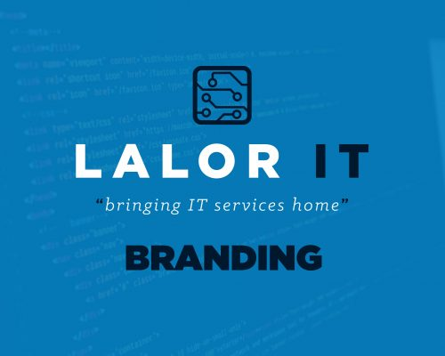 Lalor IT Branding